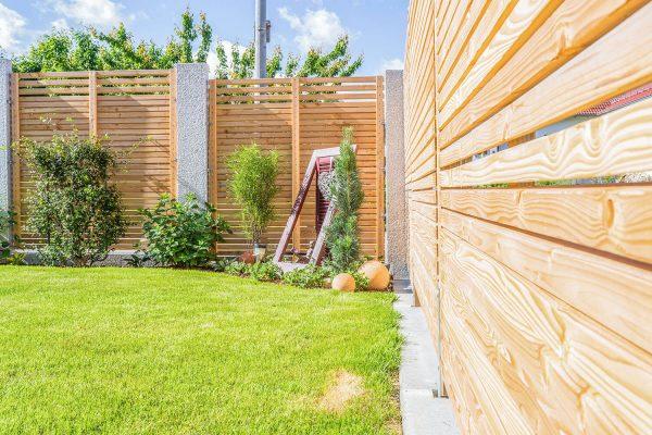 Gartenbau Sichtschutz