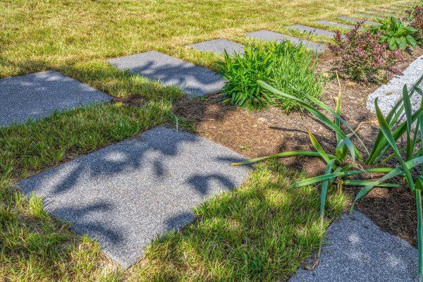 Gartenbau Weg