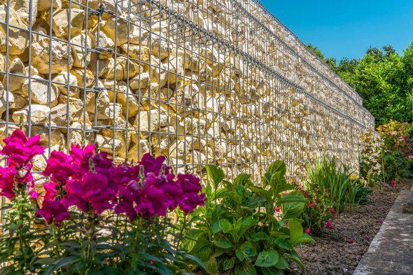 Gartenbau Mauer