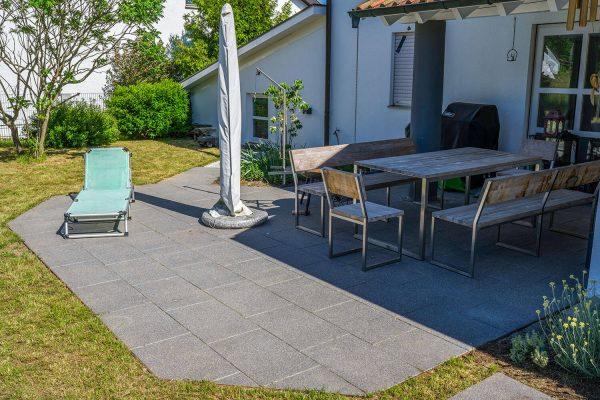 Gartenbau Terrasse